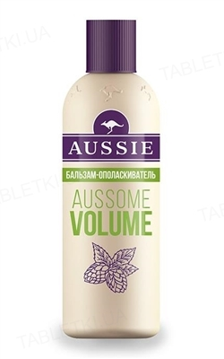 Бальзам-ополаскиватель Aussie Aussome Volume, 250 мл