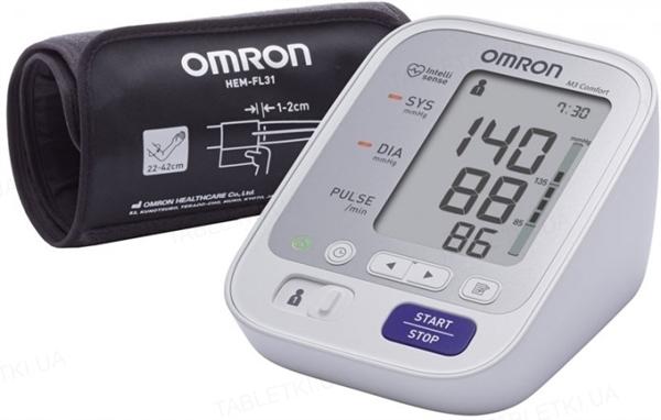 Тонометр Omron M3 Comfort HEM-7134-Е автоматический
