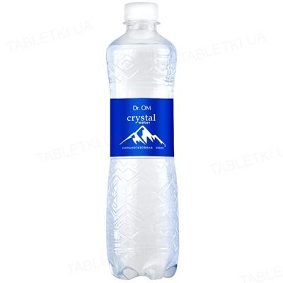 Вода кремниевая Dr.OM Crystal сильногазированная с лечебными свойствами, 500 мл