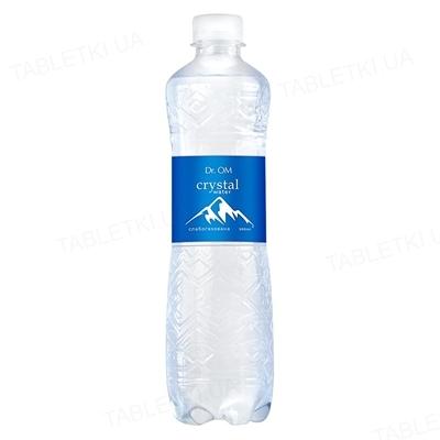 Вода кремниевая Dr.OM Crystal слабогазированная с лечебными свойствами, 500 мл