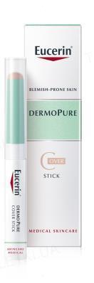Карандаш-корректор Eucerin DermoPurifyer для проблемной кожи с матирующим эффектом, 2,5 г