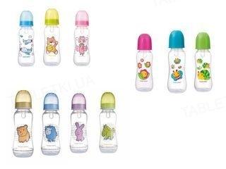 Бутылочка Canpol Babies PP 59/200 с рисунком, 250 мл