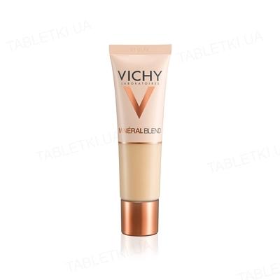 Тональное средство Vichy Mineralblend  увлажняющее, тон 01, 30 мл