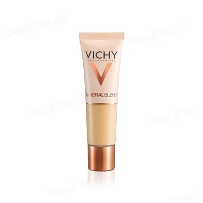 Тональное средство Vichy Mineralblend для придания коже сияющего вида, оттенок 06, 30 мл