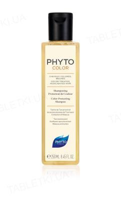 Шампунь Phyto Phytocolor для защиты цвета окрашенных и мелированных волос, 250 мл
