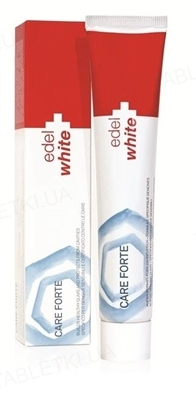 Зубная паста Edel White Активная защита десен 75 мл