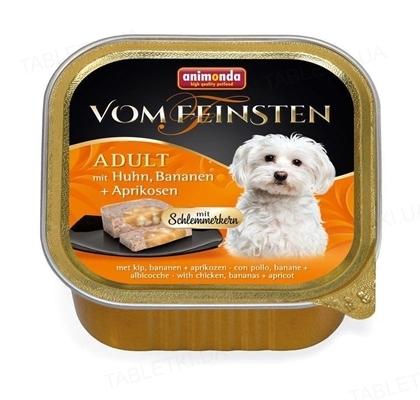 Консервы для собак Animonda Vom Feinsten с курицей, бананом и абрикосом, 150 г (22 шт)
