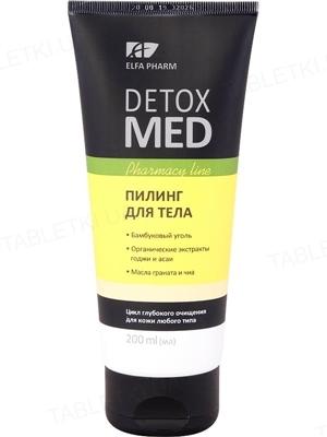 Пилинг для тела Elfa Pharm Detox Med, 200 мл