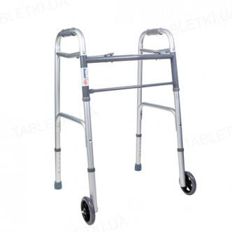 Ходунки Dr.Life 10184SL/W складні з колесами