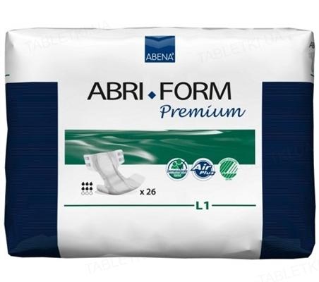 Подгузники для взрослых Abena Abri-Form Premium 43066 Large - 1 (100-150 см), 26 штук