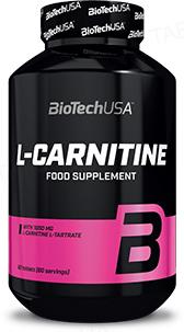 Жиросжигатель Biotech L-Carnitine 1000 мг, 30 таблеток