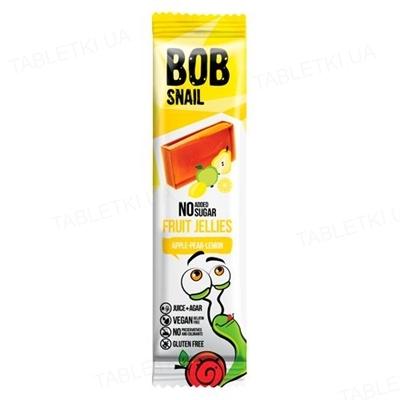 Мармелад Bob Snail яблоко-груша-лимон, 38 г