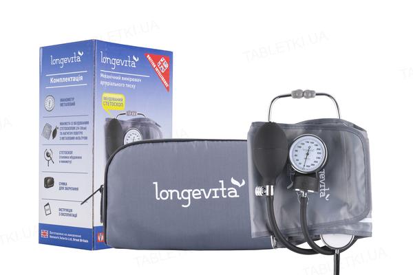 Тонометр Longevita LS-5 механический со встроенным стетоскопом