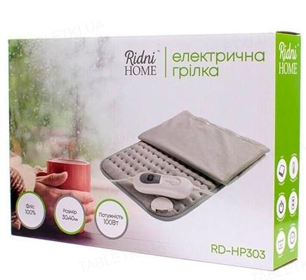 Грелка электрическая Ridni Home RD-HP303