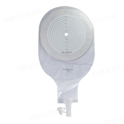 Калоприемник Coloplast 12802 Alterna стомический однокомпонентный послеоперационный, открытый, прозрачный, отверстие 10-100 мм, 6 штук