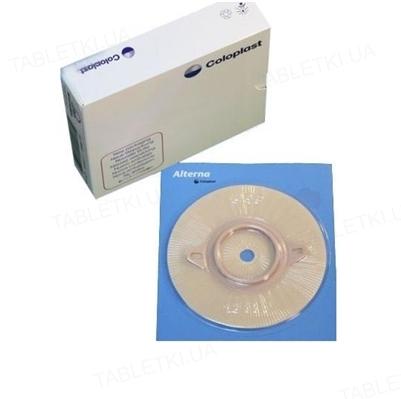 Калоприемник Coloplast 13181 Alterna стомический двухкомпонентный, пластина Long Wear фланец d50 мм, 10-45 мм, 5 штук