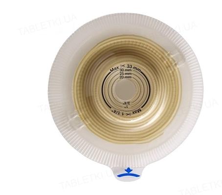Калоприемник Coloplast 14282 Alterna Convex Light Extra стомический двухкомпонентный, пластина, фланец 50 мм, 15-33 мм, 5 штук