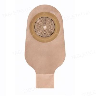 Калоприемник Coloplast 17450 Alterna стомический однокомпонентный, открытый, непрозрачный, отверстие 10-70 мм, 30 штук