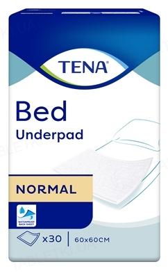 Пеленки впитывающие Tena Bed Normal 60 x 60 см, 30 штук