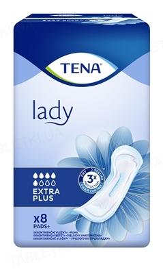 Прокладки урологические Tena Lady Extra plus Insta Dry, 8 штук
