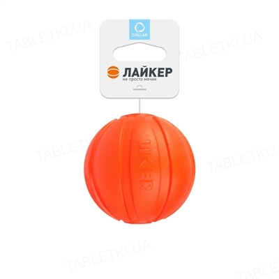 Мячик для собак Collar Liker 7 см (x9)