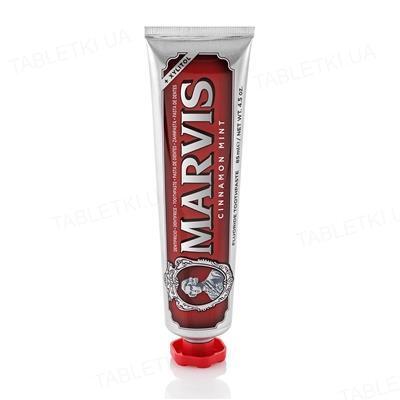 Зубная паста Marvis Корица и мята, 85 мл