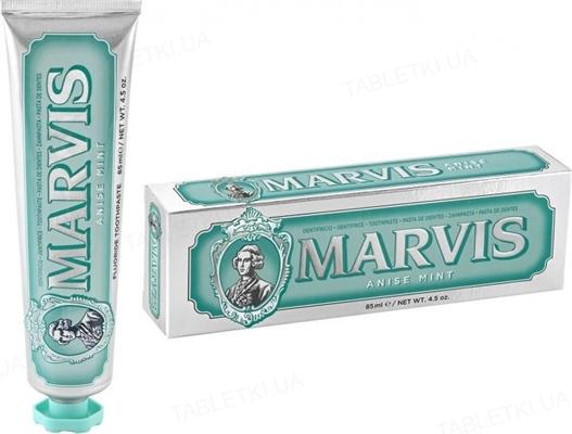 Зубная паста Marvis Анис и мята, 85 мл