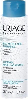 Мицеллярная вода Uriage Очищение и гигиена для нормальной и сухой кожи, 250 мл