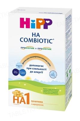 Смесь детская сухая молочная HiPP Combiotic 1 гипоаллергенный НА, с рождения, 350 г