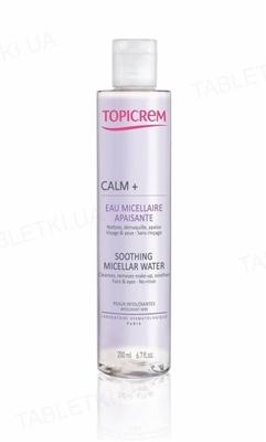 Мицеллярная вода Topicrem Calm+ успокаивающая, 200 мл