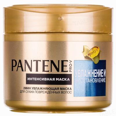 Маска для волос Pantene Pro-V Увлажнение и восстановление, 300 мл