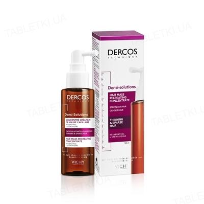 Концентрат Vichy Dercos Densi-Solution для увеличения густоты волос, против выпадения, 100 мл
