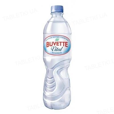 Вода минеральная Buvette Vital негазированная, 0,5 л