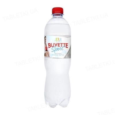 Вода минеральная Buvette Vital Sport негазированная, 0,75 л