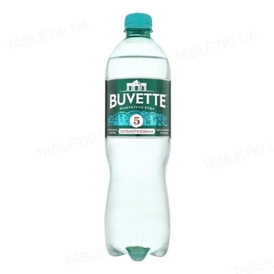Вода минеральная Buvette №5 сильногазированная, 0,75 л