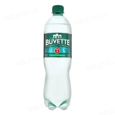 Вода минеральная Buvette №7 сильногазированная, 0,75 л