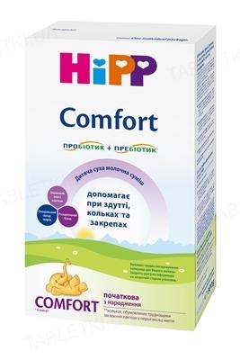 Сухая молочная смесь HiPP Comfort с рождения, 300 г