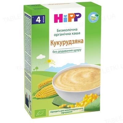Безмолочная органическая каша HiPP «Кукурузная», 200 г