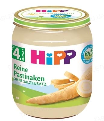 Овощное пюре HiPP «Первый детский пастернак», 125 г