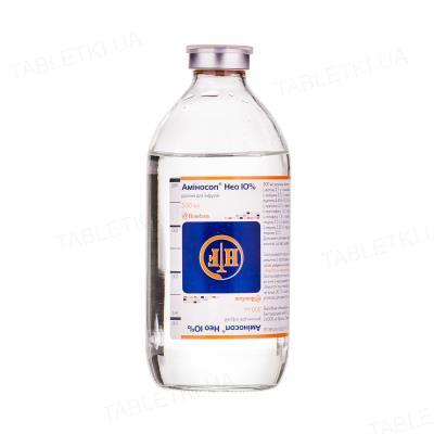Аминосол нео 10% раствор д/инф. по 500 мл в бутыл.