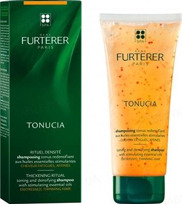 Шампунь Rene Furterer Tonucia тонизирующий для тонких волос, 200 мл