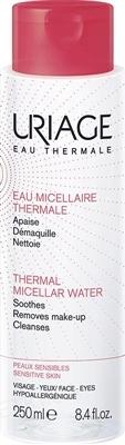Мицеллярная вода Uriage Очищение и гигиена, для чувствительной кожи, 250 мл