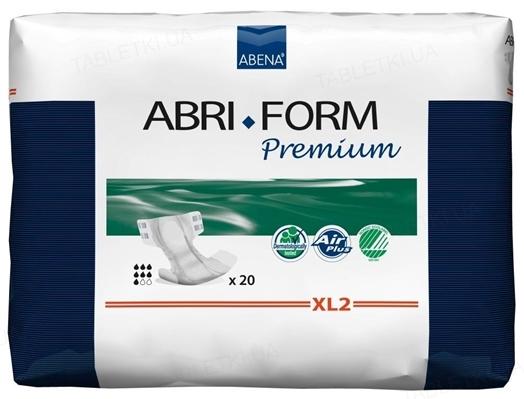 Подгузники для взрослых Abena Abri-Form Premium 43069 XL - 2 (110-170 см), 20 штук