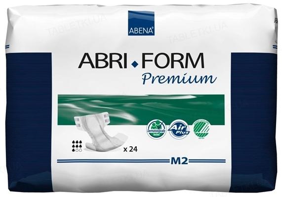 Подгузники для взрослых Abena Abri-Form Premium 43060 М - 2 (70-110 см), 24 штуки
