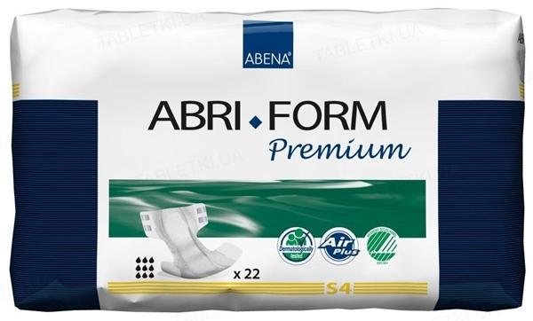 Подгузники для взрослых Abena Abri-Form Premium 43056 S - 4 (60-85 см), 22 штуки