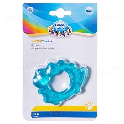 Водний прорізувач для зубів Canpol Babies 2/008 Їжачок