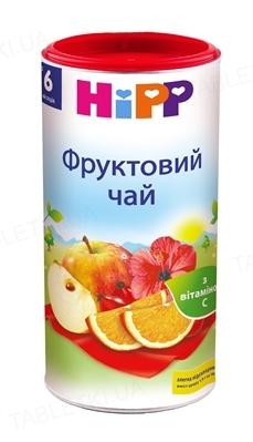 Сухой быстрорастворимый напиток HiPP «Фруктовый чай», 200 г