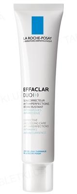 Средство для лица La Roche-Posay Effaclar Duo+ корректирующее, комлексного действия для жирной и проблемной кожи, 40 мл