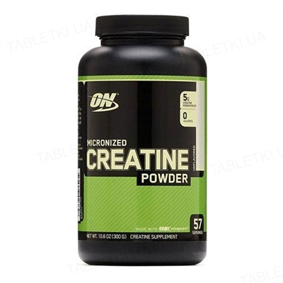Креатин Optimum Nutrition Creatine Powder, 300 г