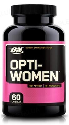 Витамины Optimum Nutrition Opti-Women, 60 капсул